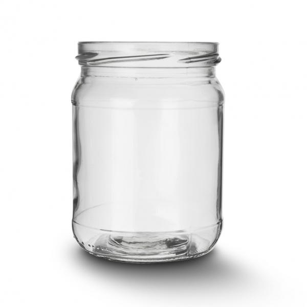 Zavařovací sklenice 0,5 l