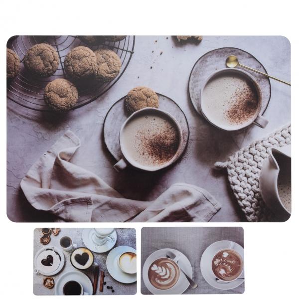 Prostírání UH COFFEE 43,5x28,5 cm cm ASS