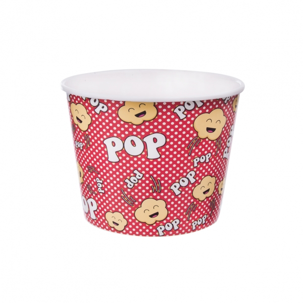 Pohár popcorn 2 l