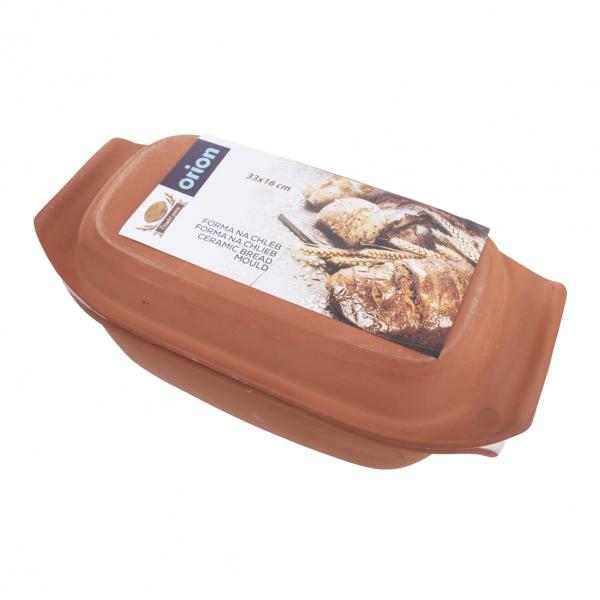 Forma na pečenie s poklopom Chlieb 33x16x14,5 cm