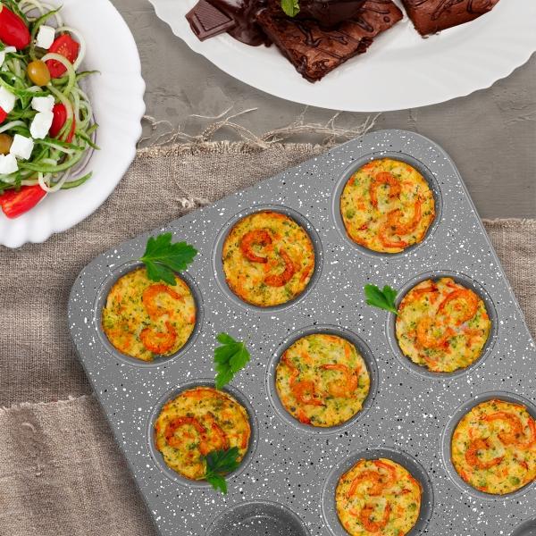Forma na pečení GRANDE 12 muffinů