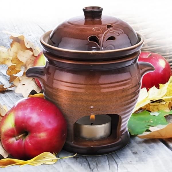 Aroma lampa z čerstvého ovoce JABLEČŇÁK