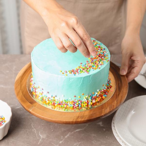 Forma na pečenie torta pr. 21 cm
