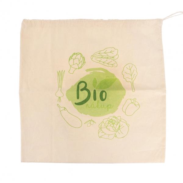 Zaťahovací vrecko EKO Bio nákup 40x40 cm