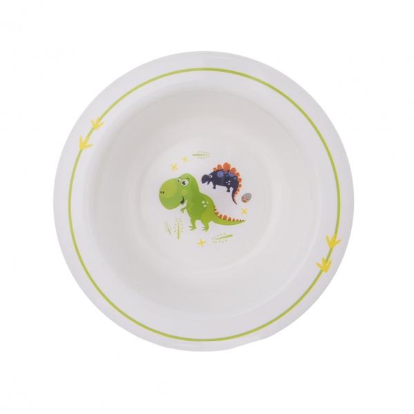 Miska UH dětská DINO pr. 14 cm