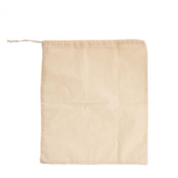 Zaťahovací vrecko dierovaný/plný EKO 36x40 cm