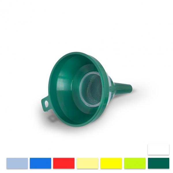 Nálevka KOLB se sítkem pr. 6 cm