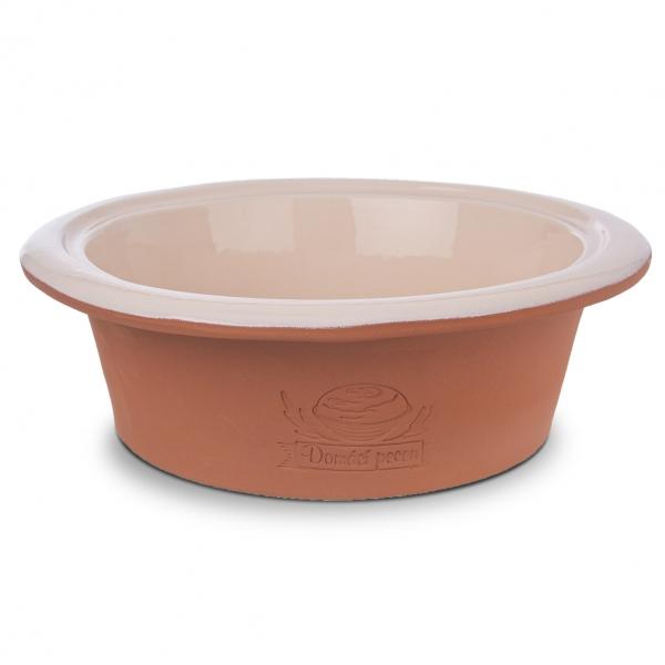 Forma keramika kulatá CHLEBA pr. 25 cm