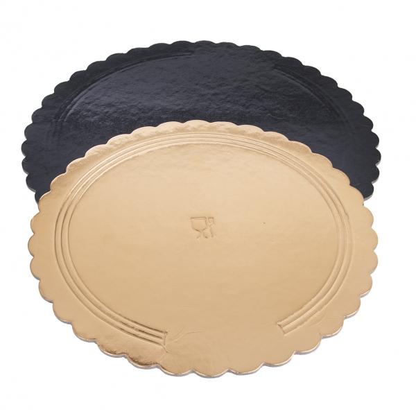 Tortová podložka obojstranná pr. 26 cm