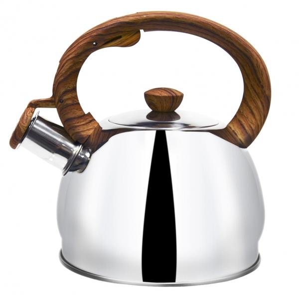 Čajník s píšťalou Bony 1,8 l