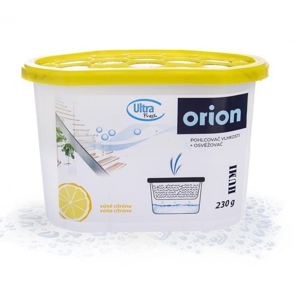 Pohlcovač vlhkosti HUMI 230 g citron