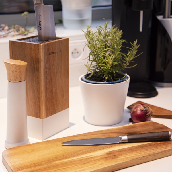 Kuchyňský nůž WOODEN sada 3 ks