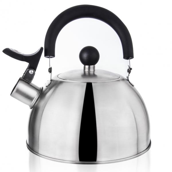 Čajník s píšťalou Matt 2 l