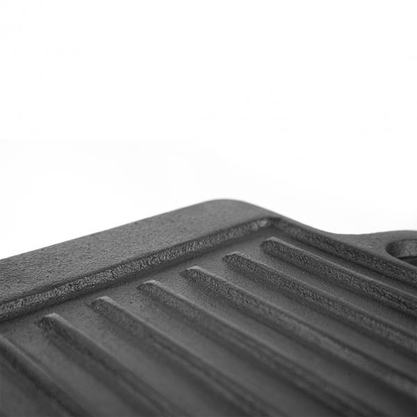Grilovací deska LITINA 45,5x23 cm