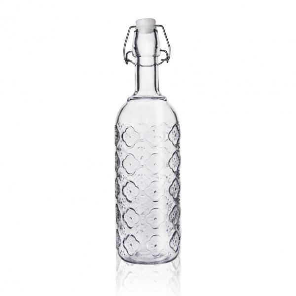 Láhev sklo CLIP uzávěr 0,75 l