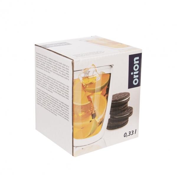 Dvojstenný pohár 0,33 l