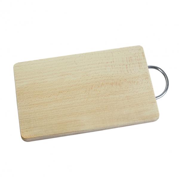 Prkénko dřevo/kov 29x19cm