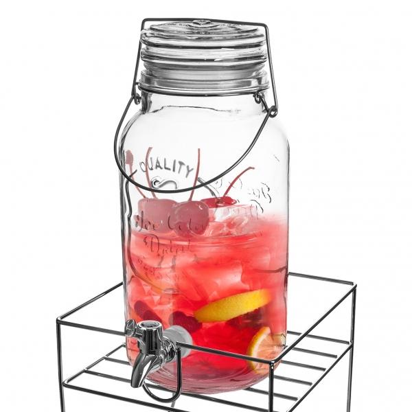 Nápojová láhev s kohoutkem 3,5 l