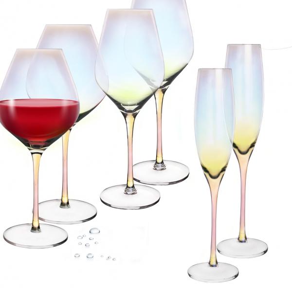 Sklenice na bílé víno  LUSTER 0,5 l 2 ks