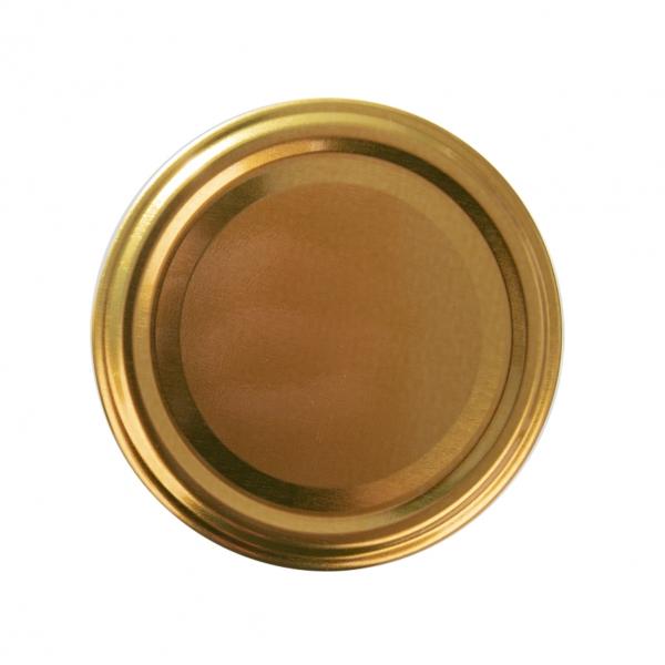 Zaváracie viečko GOLD 82 10 ks