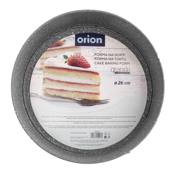 Forma na pečenie GRANDE torta pr. 26 cm