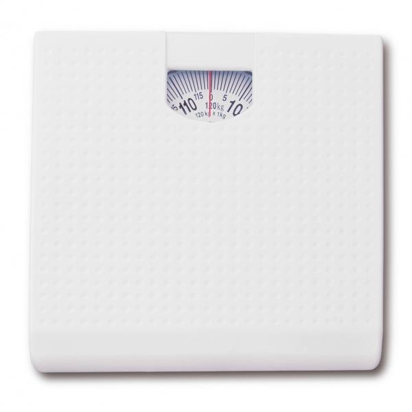 Váha osobní mech. BÍLÁ 120kg