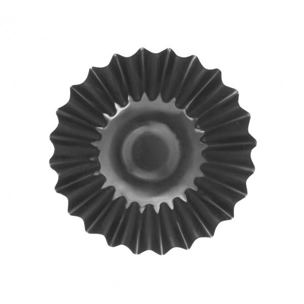 Forma kov košíček TORTELETTES  pr. 7 cm 6 ks