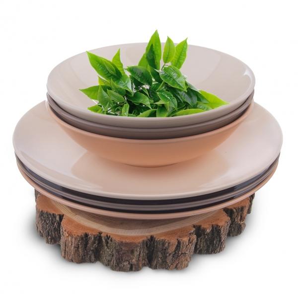 Mělký talíř ALFA pr. 27 cm