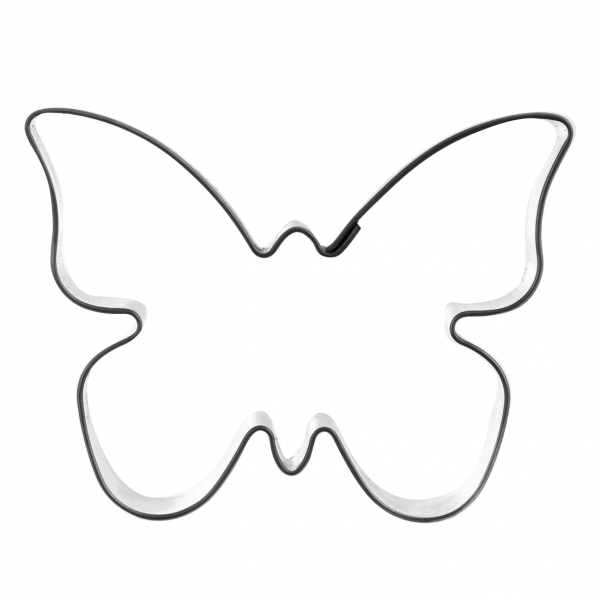 Vykrajovačka Motýl