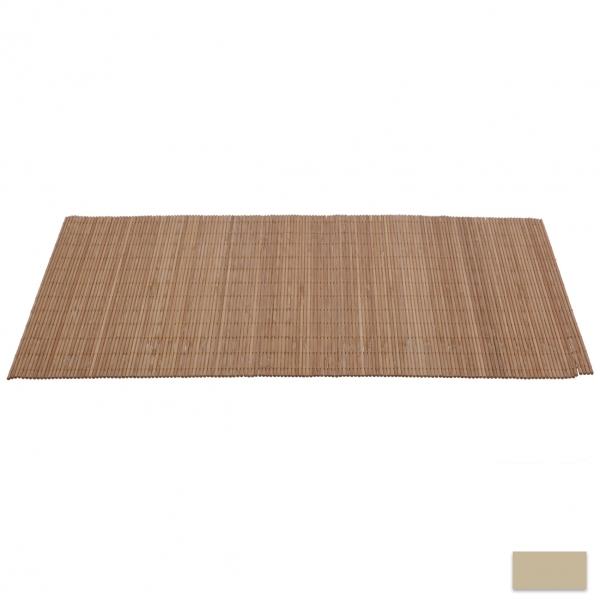 Prostírání bambus 43,5x30 cm ASS