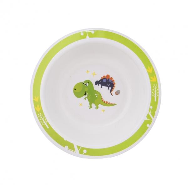 Jídelní dětská sada DINO 3 díly