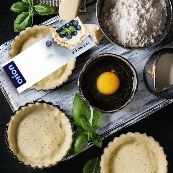 Formička na pečenie koláč TARTLETS 6 ks