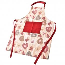 Kuchynská zástera HEART