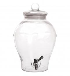 Nápojová láhev s kohoutkem APPLE 6,5 l
