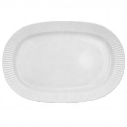 Servírovací talíř VLNKA 37,5x25 cm