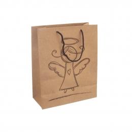 Dárková taška ANDĚL 18x10x23 cm
