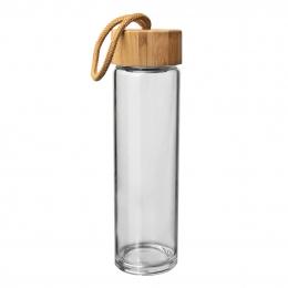Nápojová láhev s víčkem a sítkem 0,45 l