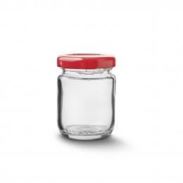 Zavárací pohár s viečkom 60 ml