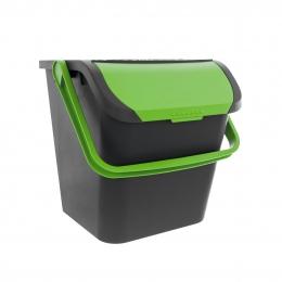 Odpadkový kôš EKO 28 l zelená