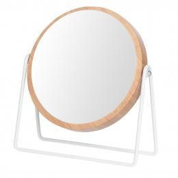 Kosmetické zrcátko se stojánkem WHITNEY