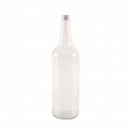 Fľaša s viečkom 0,5 l