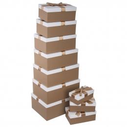 Dárková krabice 10 ks