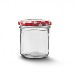 Zavárací pohár s viečkom 0,165 l