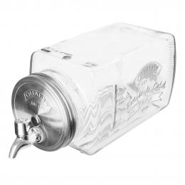 Nápojová láhev s kohoutkem Lager 3,4 l