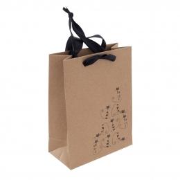 Dárková taška 18x23 cm KOČKY