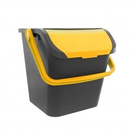 Odpadkový kôš EKO 28 l žltá