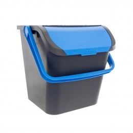 Odpadkový kôš EKO 28 l modrá