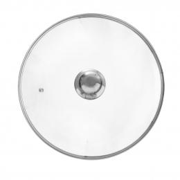 Skleněná poklice pr. 28 cm