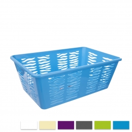 Košík ZEBRA 30x20x11,1 cm