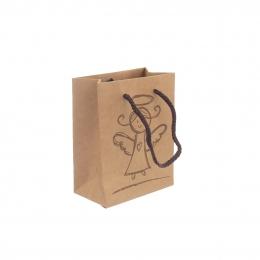 Dárková taška ANDĚL 11,5x6,5x14,5 cm